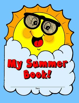 My Summer Book - Little Red Riding Hood