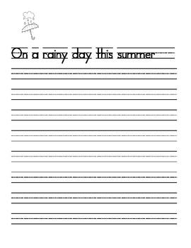 My Summer Journal