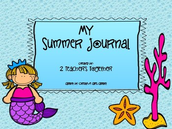 My Summer Journal Prompts