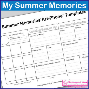 the creative writing my summer off Find and save ideas about holiday writing on pinterest | see more ideas about holidays in january, spelling centers and i'm done activities.