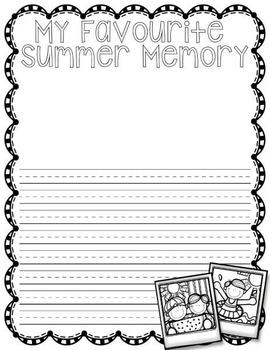 My Summer Memory