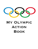 My Summer Olympics Action Book (Adapted, Speech, Visuals)