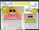 My Summer Plans CRAFTIVITY (End of the year activity)
