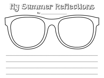 My Summer Reflections