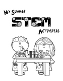 My Summer STEM Activities
