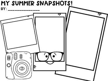 My Summer Snapshots!
