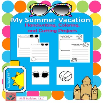 My Summer Vacation Projects