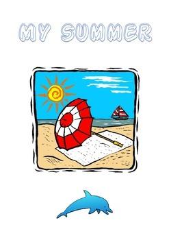 My Summer Writing