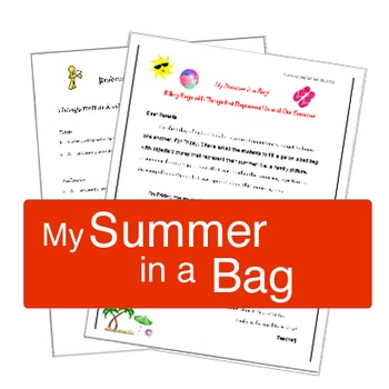 My Summer in a Bag