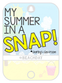 My Summer in a Snap!