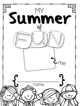 My Summer of Fun {Summer activities for kids!}