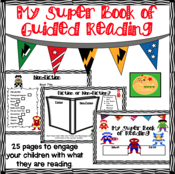 My Super Book of Guided Reading