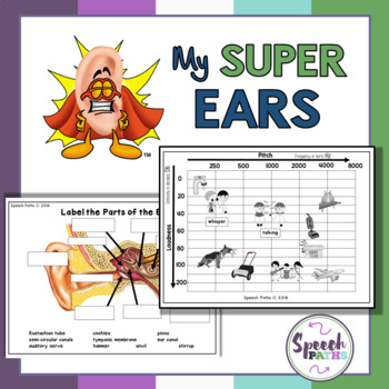 Hearing & Sound: My Super Ears