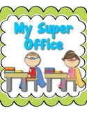 My Super Mini-Office -Resource Sheets