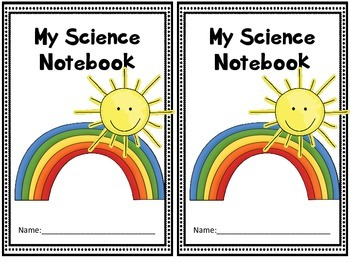 My Super Science Notebook