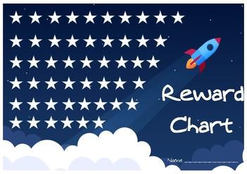 My Super Star Reward Chart