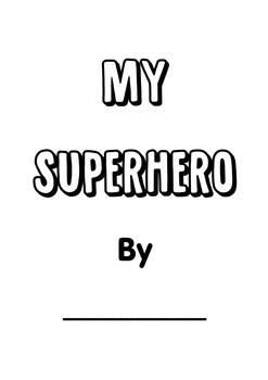 My Superhero Booklet