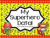 Superhero Themed Measurement Math Centers