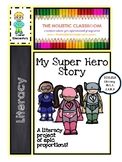 My Superhero Story (Lower Elementary)