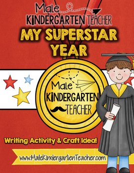 My Superstar Year End of the Year Writing Book