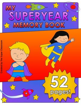 My Superyear Memory Book