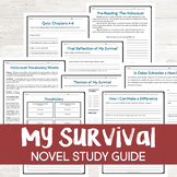 My Survival: A Girl on Schindler's List by Rena Finder Book Study