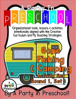 My T.S.- Gone Fishing & Camping  Round 1, Set 1