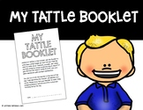 My Tattle Booklet *Happy Teacher Appreciation Week Freebie #1*