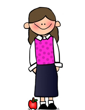 My Teacher Clipart