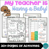 Pregnant Teacher | My Teacher is Having a Baby | Gender Reveal and More