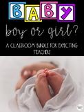 My Teacher is Having a Baby - Gender Reveal