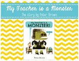 My Teacher is a Monster (Book Companion)