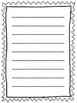 My Teacher's Secret Life Writing Paper