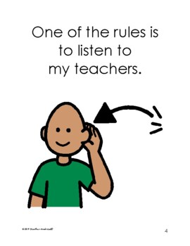 My Teachers Are In Charge