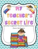 My Teacher's Secret Life Back to School Writing and Fun