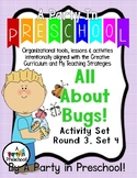 My Teaching Strategies- All About Bugs!  Round 3, Set 4