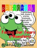 My Teaching Strategies Round 1, Set 5:   Facing Our Fears and Monsters!