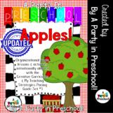 Apples!  My Teachings Strategies Activity Set Round 1, Set