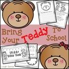 My Teddy Bear Math & ELA Book