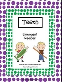My Teeth Book- Emergent Reader