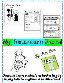 My Temperature Journal
