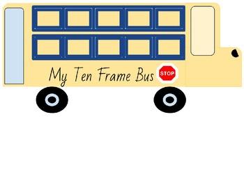My Ten Frame Bus