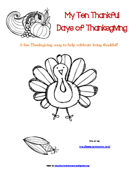 My Ten Thankful Days of Thanksgiving