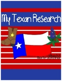 My Texan Research Page- A quick research activity