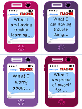 Therapy and Counseling Feelings Prompts: Text Message Theme