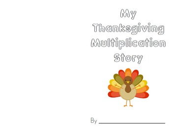 My Thanksgiving Multiplication Story