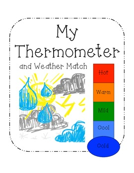 My Thermometer and Weather Match