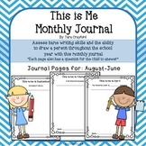 Monthly Journal - This Is Me