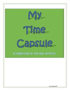 My Time Capsule