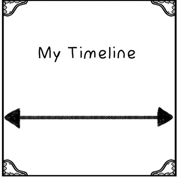 Timeline Individual or Small Group Activity for Processing & Introductions